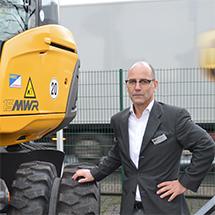 Verkaufsleiter Baugeräte Martin Krüger