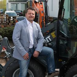 Verkaufsberater Marco Reinke
